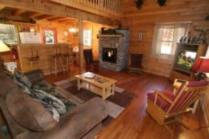 Gatlinburg cabin-Firehouse Retreat