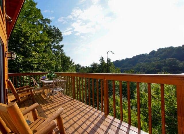 Alpine View at affordable Pigeon Forge Cabins