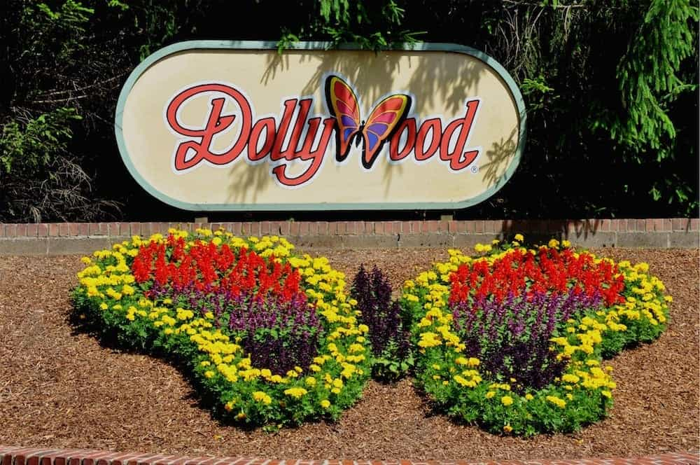 Dollywood one of the most popular things to do in Pigeon Forge
