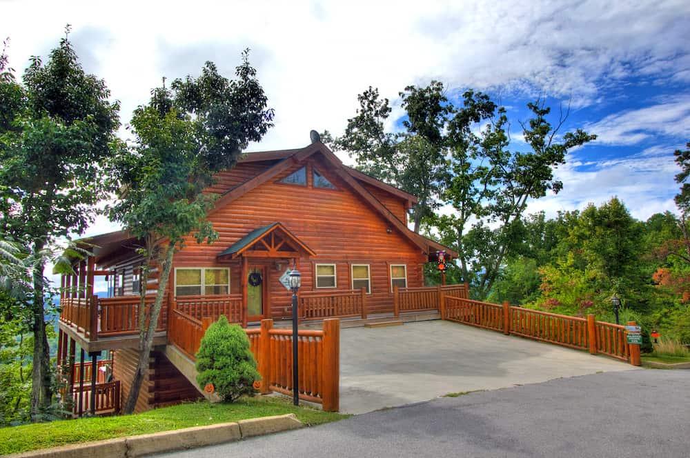 majestic escape cabin